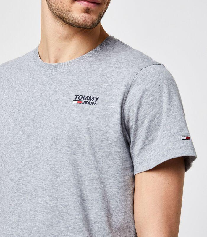 REGULAR T-shirt met logo image number 2