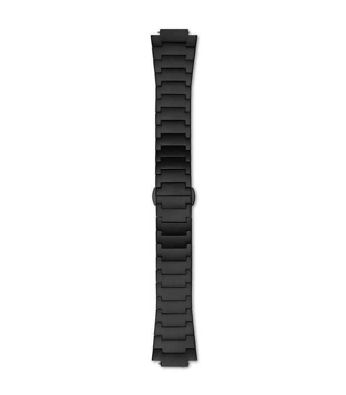 Empereur 39.0 Horlogeband zwart R18M3BL1 image number 0