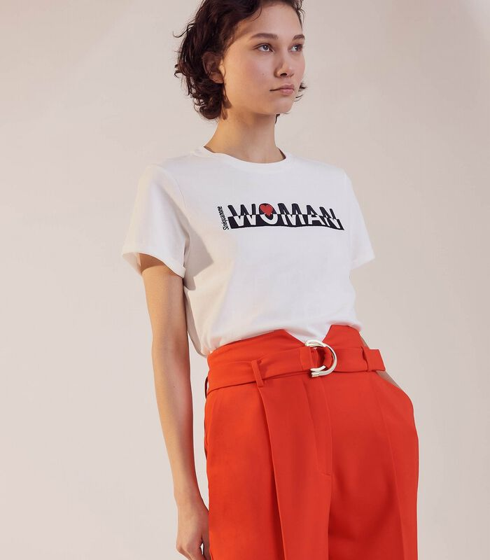 Tshirt T -WOMAN image number 3