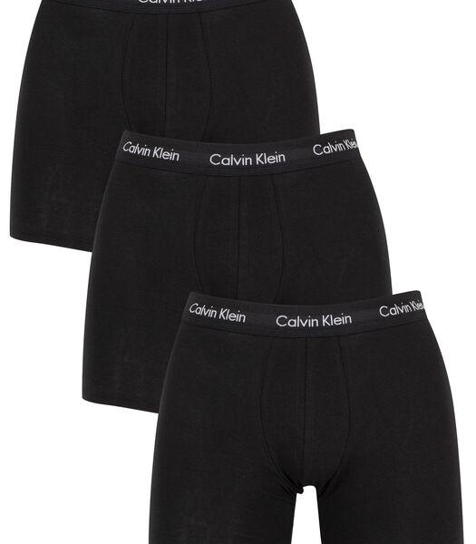 3 pack Katoenen stretch-boxershorts