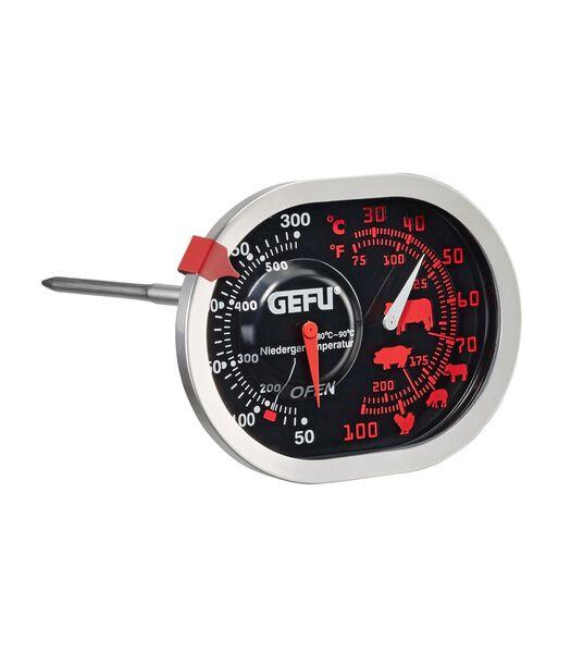 Thermomètre à rôti et à four 3 en 1 MESSIMO