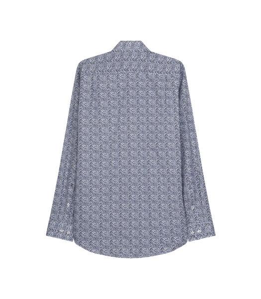 Overhemd Regular Fit Extra lange mouwen Print