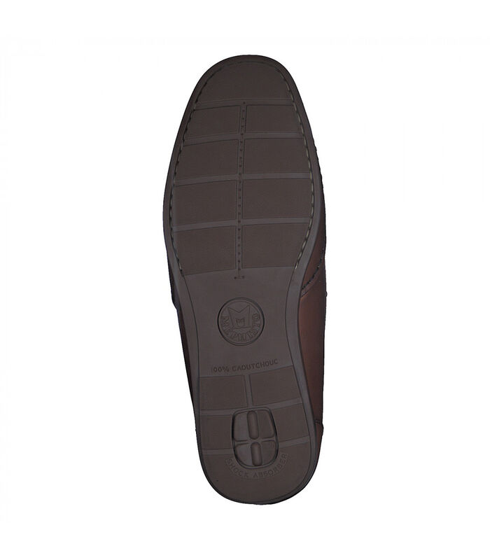 ANDREAS - Loafers leer image number 1