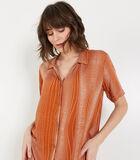 Bambou - Homewear lange Jurk viscose image number 1