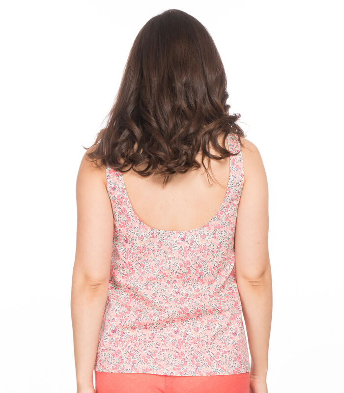 Katoenen popeline hemdje met image number 4