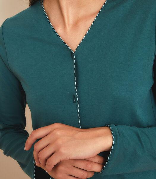 Sorbonne - Liquette manches longues Coton