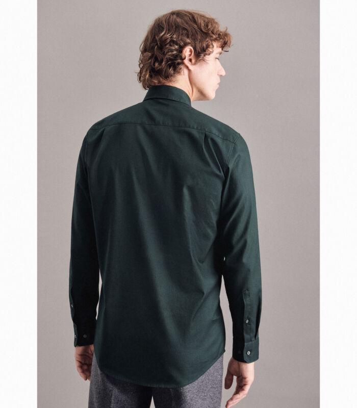 Overhemd Regular Fit Lange mouwen Uni image number 1