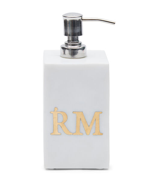 Magic Marble Soap Dispenser white
