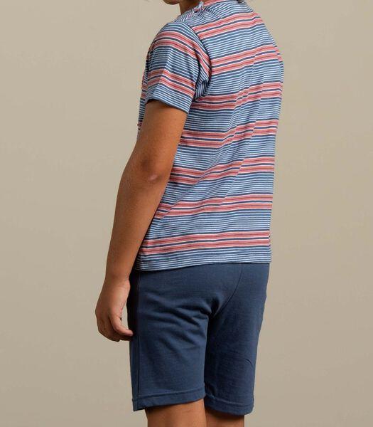 Pyjama pantalon court matti j