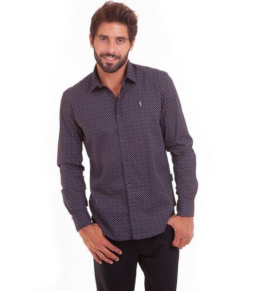 Overhemd met lange mouwen