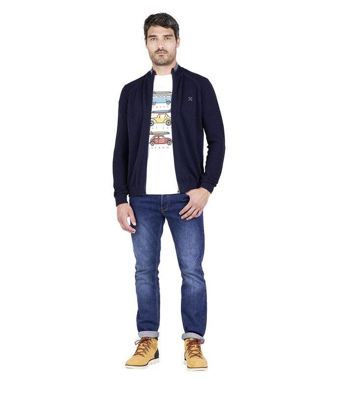Vest met rits PESLO image number 3